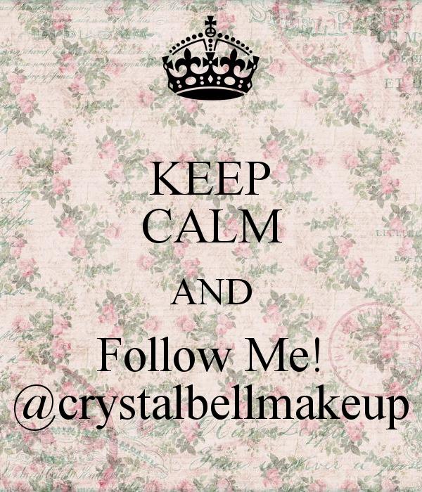 keep-calm-and-follow-me-crystalbellmakeup