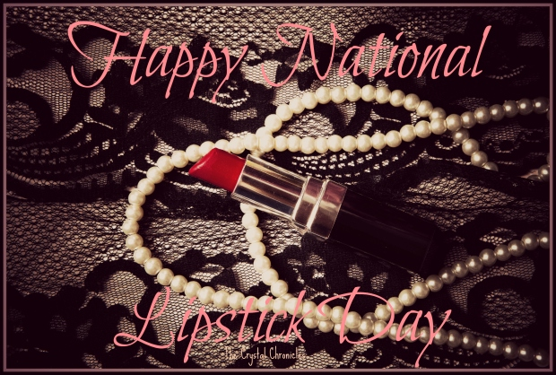 NationalLipstickDayTCC